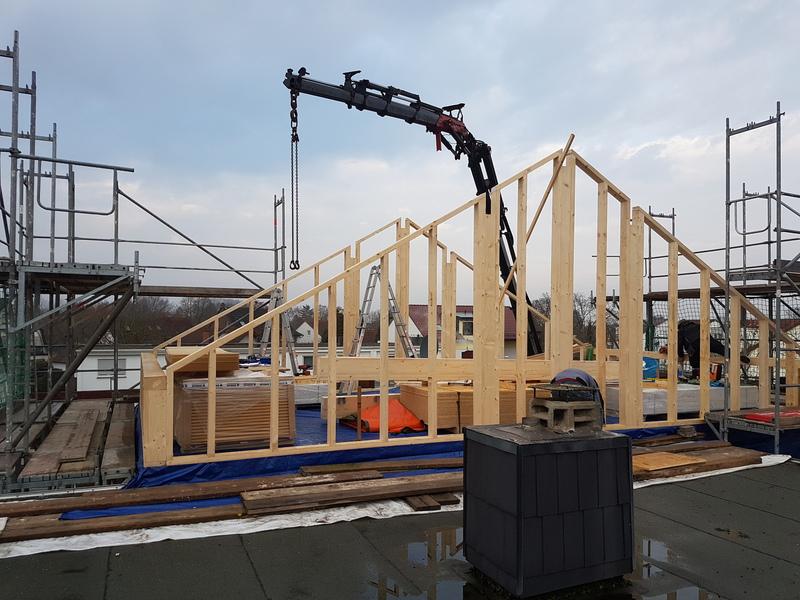 Sprengwerk Holzbau GmbH - Projekte